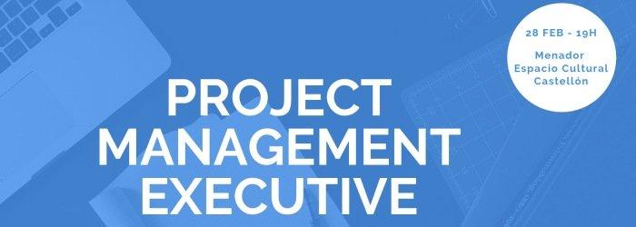 Foto Presentación Master Project Management