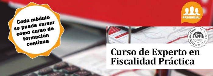 Foto Curso de Experto en Fiscalidad Práctica (7ª edición)